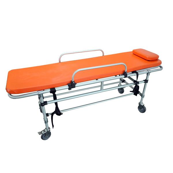 磁共振室用病人推床